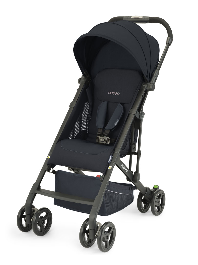 Marela voziček RECARO Easylife 2 select night black