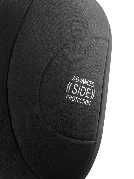 Otroški avtosedež RECARO Young Sport Hero advanced side protection 1