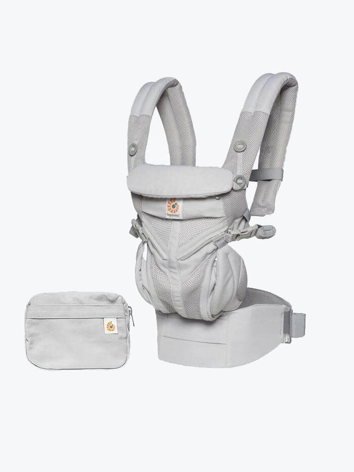Nosilka Ergobaby Omni 360 Cool Air Mesh Pearl Grey 2
