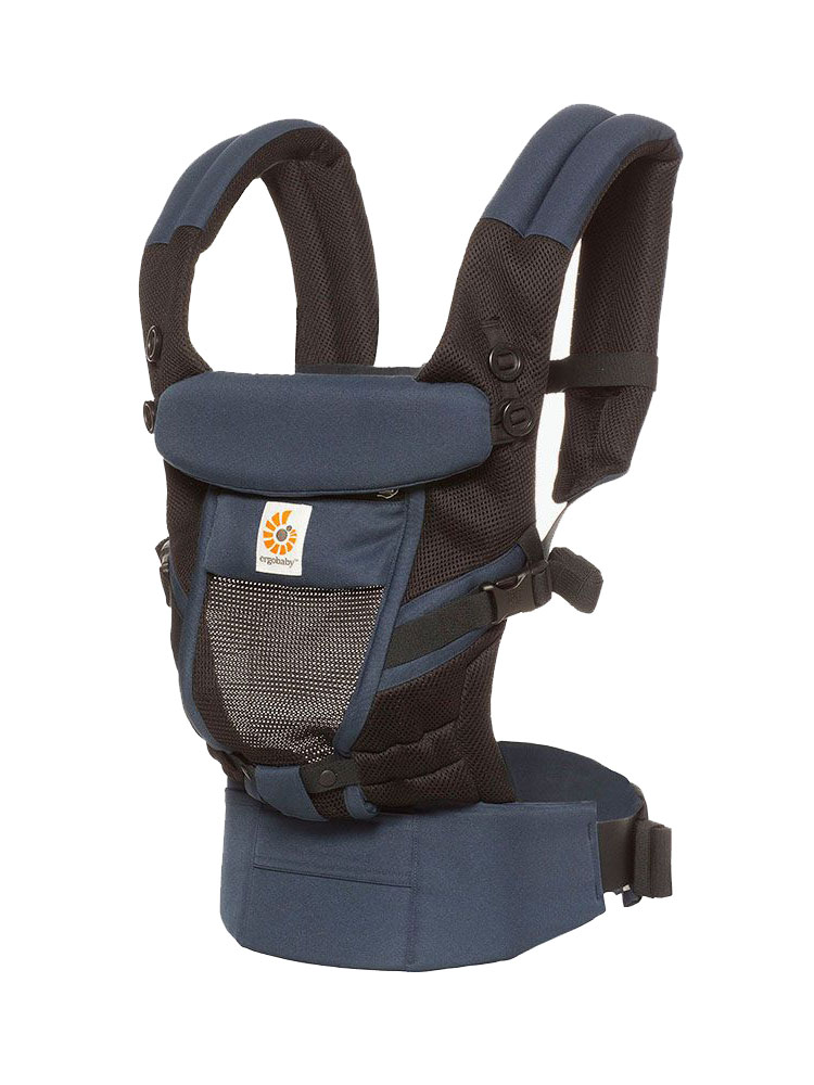 Nosilka Ergobaby Adapt Cool Air Mesh Raven 1