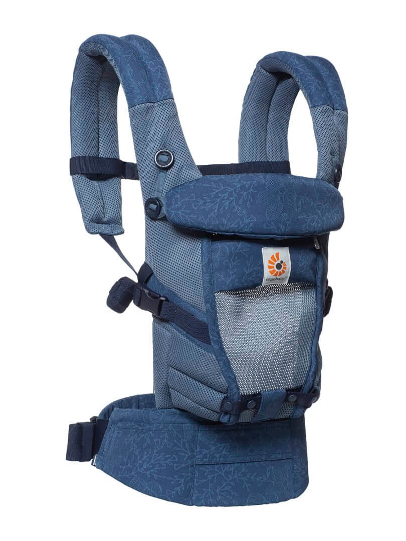 nosilka ergobaby adapt Blue Blums