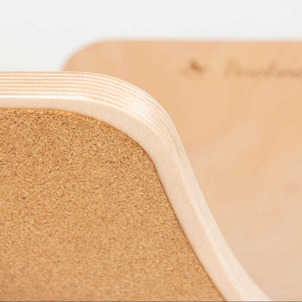 Lesena ravnoteznostna deska balance board Pinolino Kari 3